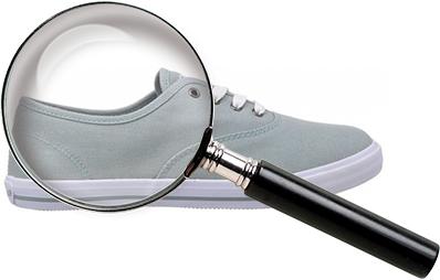 Экспертиза обуви в Москве